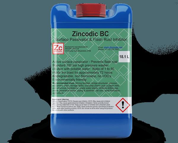 Zincodic BC